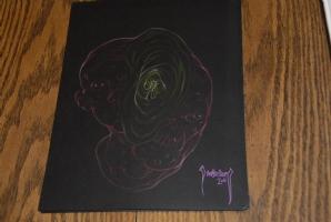 Mike Dubisch Cthulhu Elder Gods Art #11 Comic Art