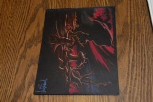 Mike Dubisch Cthulhu Elder Gods Art #12 Comic Art