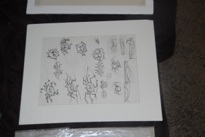 Frank Kelly Freas - Spiders #2 Comic Art