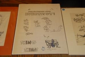 Frank Kelly Freas * Something for Everybody Reading Education Comic Art