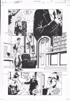 HUNTER: THE AGE OF MAGIC #18 PAGE 5 - RICHARD CASE ORIGINAL ART Comic Art
