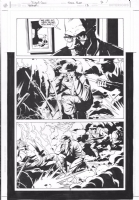 HUNTER: THE AGE OF MAGIC #18 PAGE 7 - RICHARD CASE ORIGINAL ART Comic Art