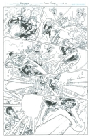 Green Lantern: New Guardians #23 pg 13 by Brad Walker & Andrew Hennessy Comic Art