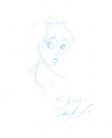 Mandy  Comic Art