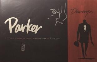 Parker Portfolio  Comic Art