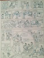 Benjamin Marra -- Little Nemo Dream Another Dream Original Art, Comic Art