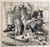 Heinrich Kley -- Toys, Comic Art