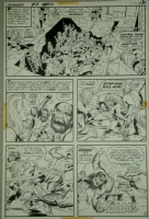 Jack Kirby - Kamandi Comic Art