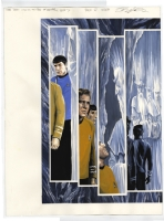 Star Trek: Harlan Ellison's The City on the Edge of Forever #2 page 12 by JK Woodward Comic Art