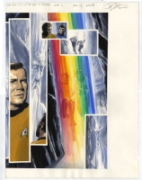Star Trek: Harlan Ellison's The City on the Edge of Forever #2 page 13 by JK Woodward Comic Art