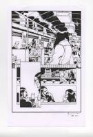 Road Rage #1: Stephen King/Joe Hill's Throttle page 8 by Nelson Daniel Comic Art