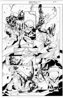 Superman / Wonder Woman 11 p. 19- Thony Silas Comic Art