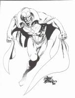 Steve Epting Vision Illustration  Comic Art