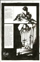 Mike Mignola - Hellboy 01 Seed of Destruction 1p01 , Comic Art