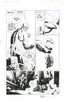 Mike Mignola - Hellboy 13 Almost Colossus 2p15, Comic Art