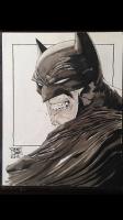Batman by Tony Daniel Comic Art