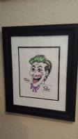 Joker by Bob Kane Comic Art