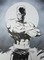 Scott Dalrymple - Daredevil Comic Art