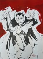 Scott Dalrymple - Scarlet Witch Comic Art