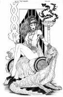 CIRCE by Joe Prado Comic Art