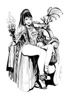 CIRCE by Eduardo Francisco Comic Art