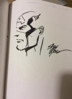 Steve epting captain america Comic Art