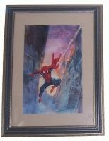 SPIDER-MAN  -  Bill SIENKIEWICZ Comic Art