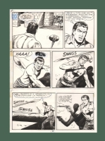 ZAGOR  -  Franco DONATELLI Comic Art