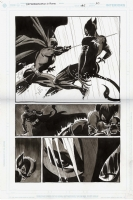 Sale - Catwoman:When in Rome - Batman Comic Art