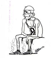 Andrea Pazienza - Ranxerox Comic Art