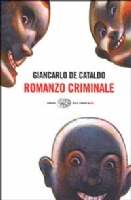 Lorenzo Mattotti -  Romanzo Criminale  Published (Ref.Only) Cover Comic Art