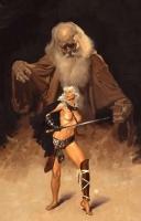 Glen Orbik - Wizard's Champion Comic Art