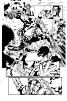 Stuart Immonen All New X-Men Issue 2 Page 13, Comic Art