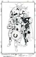 Essential Avengers Collection #3 Cover, Comic Art