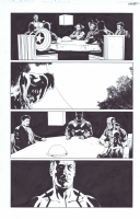 New Avengers #2 Pages 12, 13, 15 Comic Art