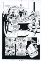 Martian Manhunter Annual #2 Page 10 - patched Comic Art