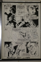 Flash 115 pg 3 - John Fox Comic Art
