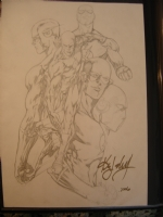 Flash Fastest Man Alive Concept Art 1 Comic Art
