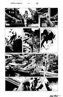 Captain America #12, page 21 Comic Art