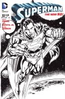 Superman in Space, Comic Art