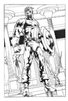 Captain America: Sentinel of Liberty Comic Art