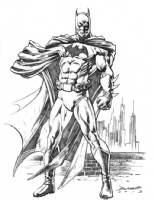 Batman - FCBD Comic Art