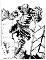 Conquest  Villain from Invincible Comic Art