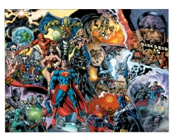 JLA: The Grant Morrison Era Comic Art