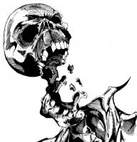 Broken Jaw, Comic Art