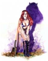 Ken Meyer Jr. - Dawn Comic Art