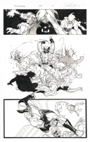 Wolverine 311 pg 6, Comic Art