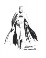 107 The Batman ~ Morrow Comic Art