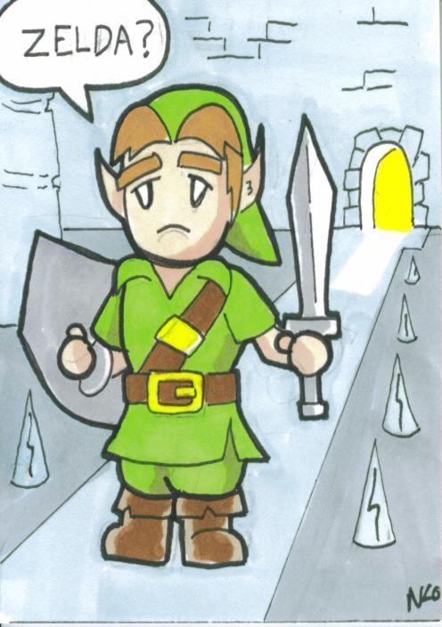 Another Lonely Link