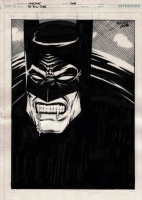 Kelley Jones - Batman/Dracula: Red Rain Promo Comic Art